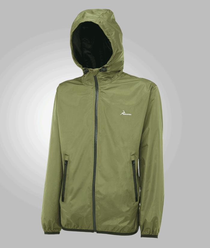 giacca da caccia impermeabile Konustex