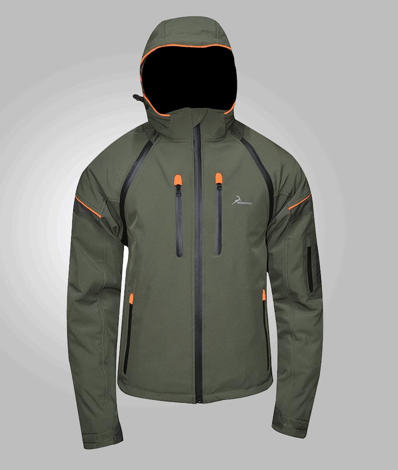 giacca da caccia Konustex
