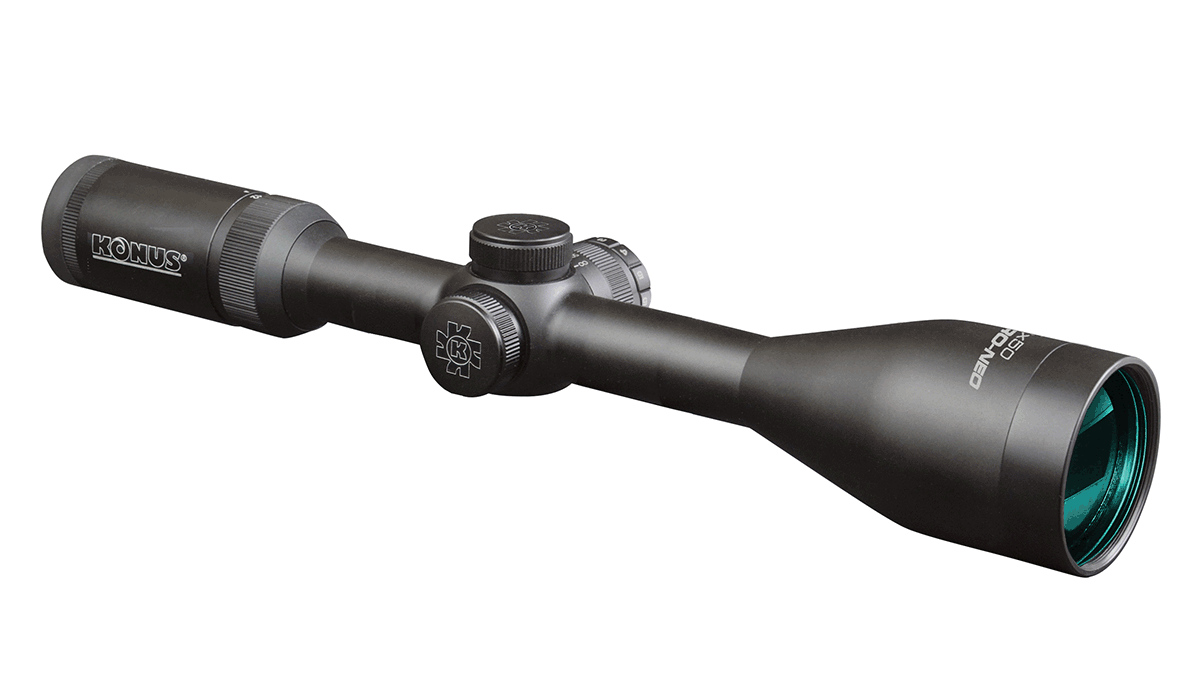 hunting riflescopes optics