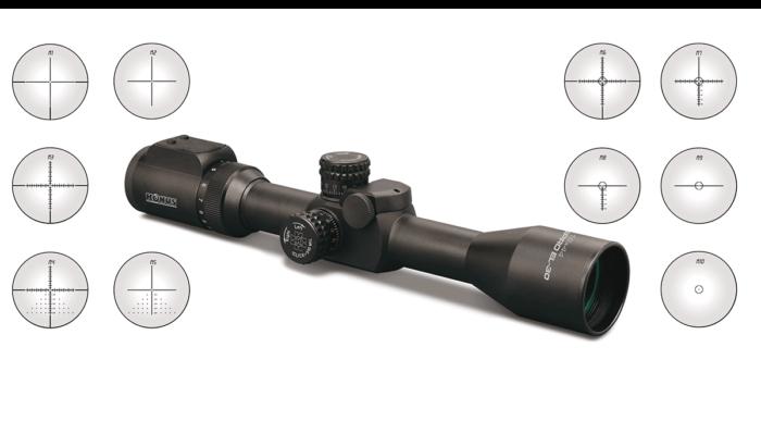 rifle scope hunting konus caccia al capriolo ottiche ottica da caccia carabine konus