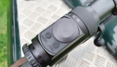 reticolo ottica da tiro a lunga distanza