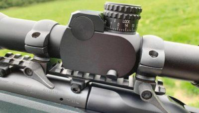 reticolo ottica da caccia