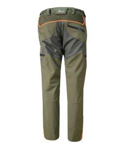 pantaloni alta visibilità caccia al cinghiale konustex