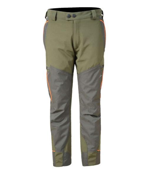 pantalone rinforzato da caccia al cinghiale