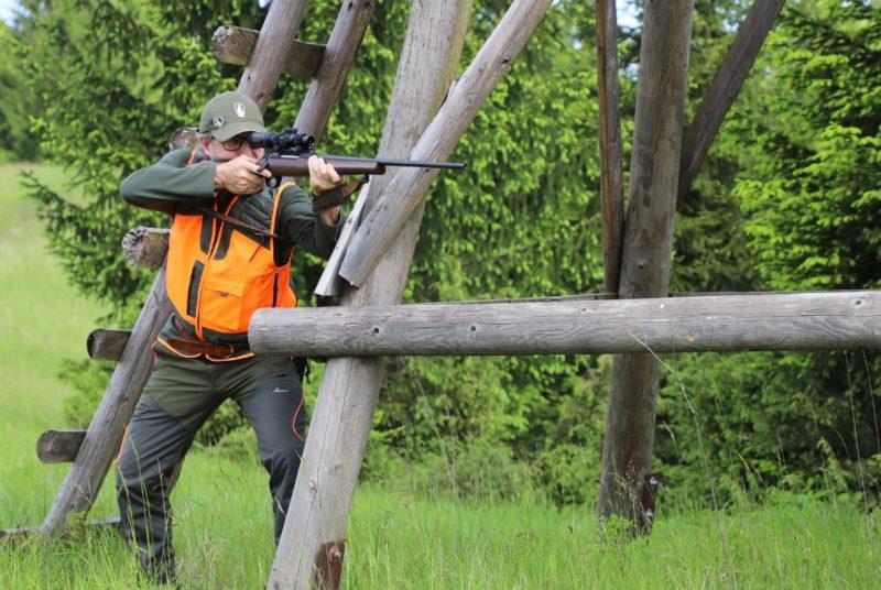 konus ottiche da caccia al cinghiale