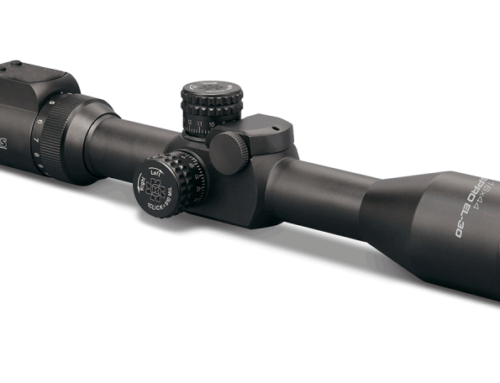 Konus is introducing the biggest revolution in rifle scopes