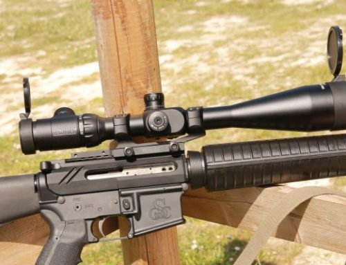 Gun Mart – Konus Pro F30 8-32×56