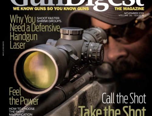 IL RETICOLO INTERCAMBIABILE (da Gun Digest Magazine, Novembre 2019)