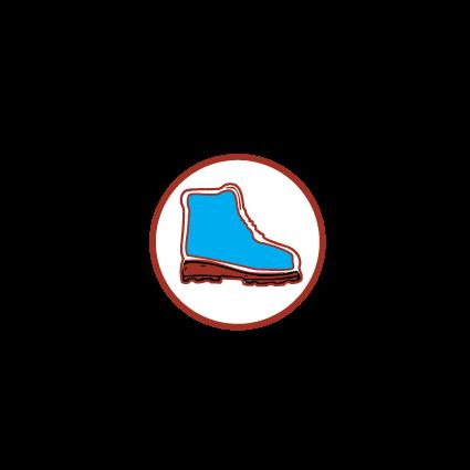 scarponi da caccia scarponcini