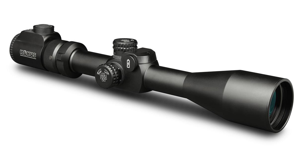 hiunting riflescope