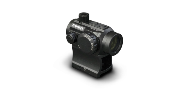 compact red dot scope