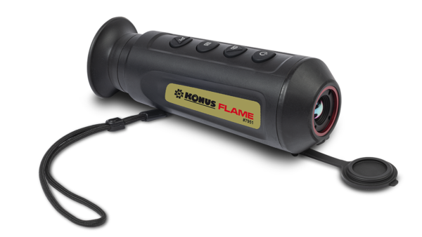 thermal scope night vision