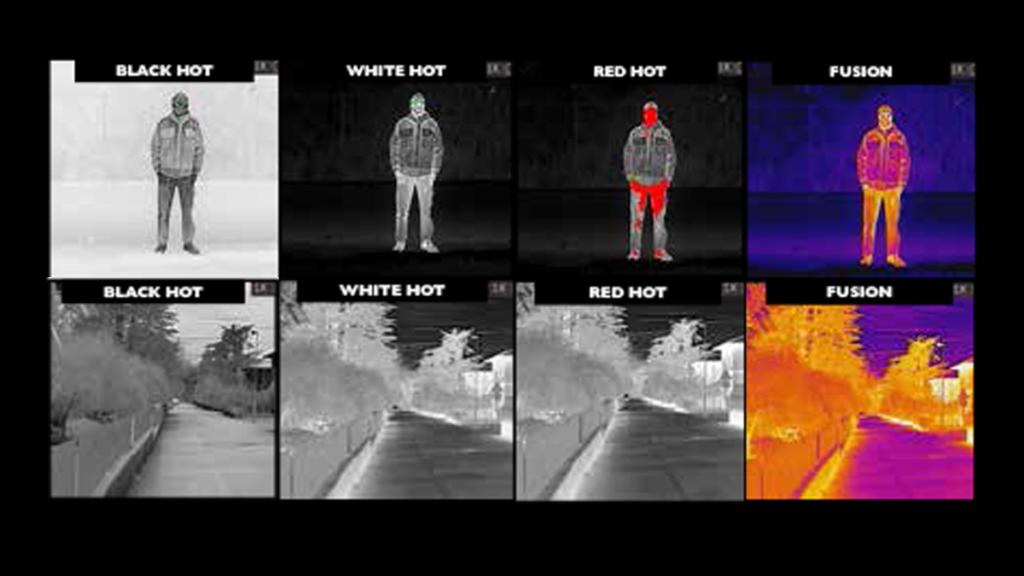 thermal scoper night viewers