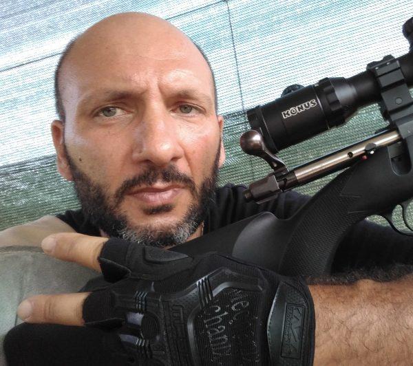 long distance rifle optics