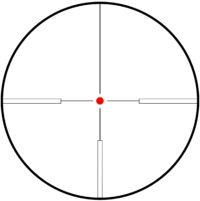 rifle scope red dot