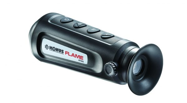 thermal scopes for night vision