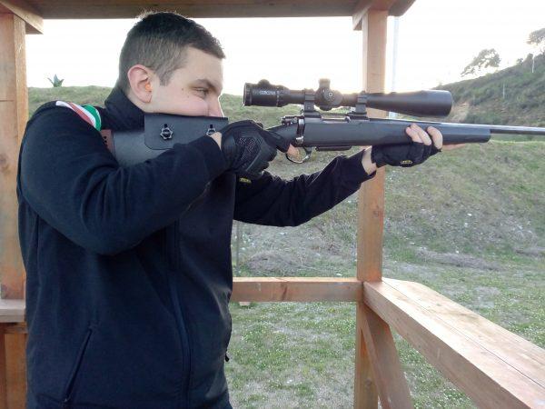 long distance shooting optics