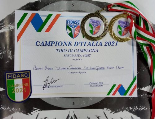 LONG DISTANCE SHOOTING OPTICS: LET'S START! ITALIAN FIDASC CHAMPIONSHIP