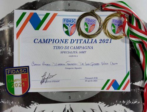 SI PARTE! CAMPIONATO ITALIANO FIDASC