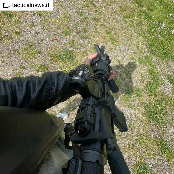 red dot tactical sight