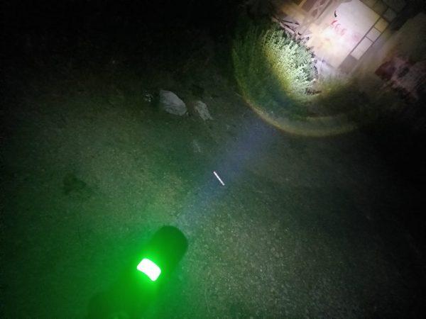torcia a led